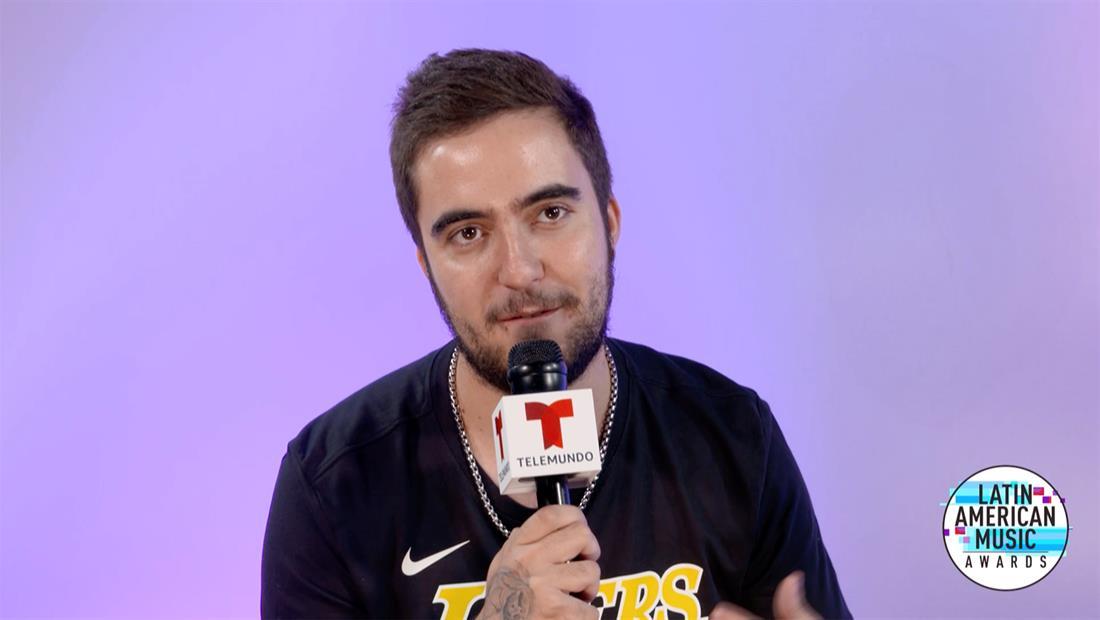 Latin AMAs 2019: Beret dice que la colaboración con Sofía Reyes fue totalmente orgánica
