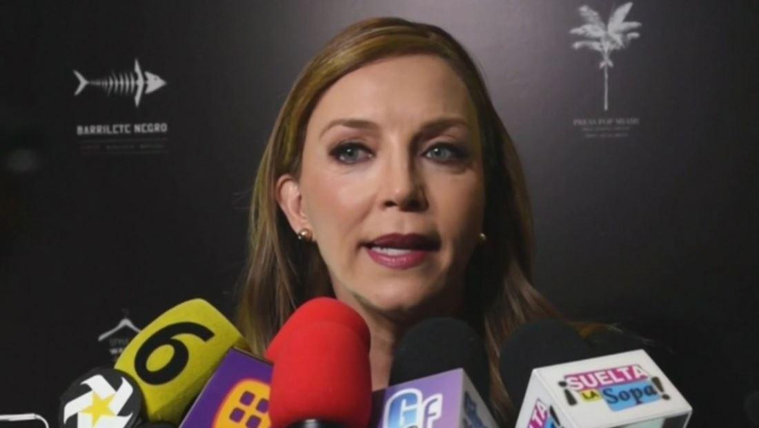 Revelan cómo convive Irina Baeva con hijas de Geraldine Bazán (VIDEO)