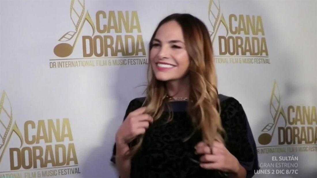 Fabiola Campomanes reaparece tras su retiro de los medios (VIDEO)