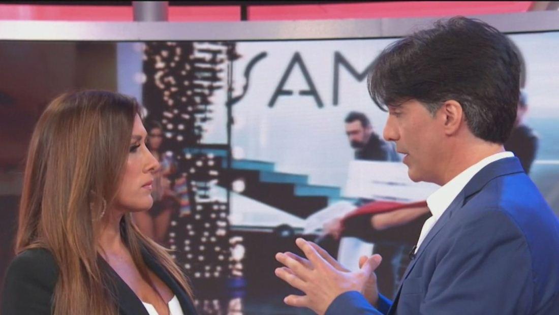 Tusam hipnotiza a Azucena Cierco en vivo en Al Rojo Vivo