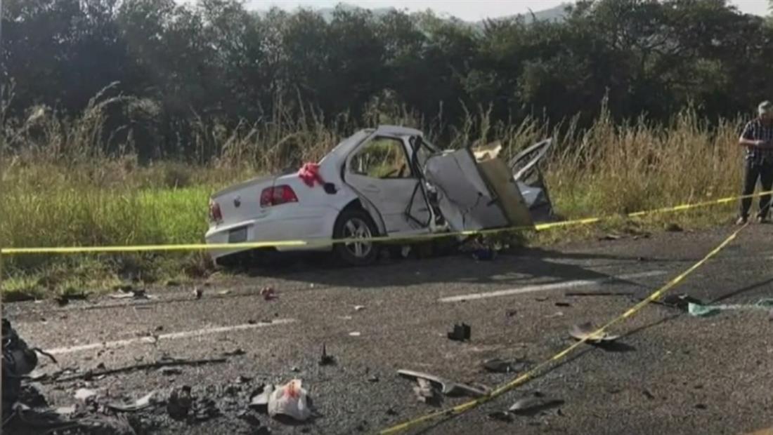 Accidente fatal en una carretera de Chiapas deja 11 muertos, entre ellos varios menores