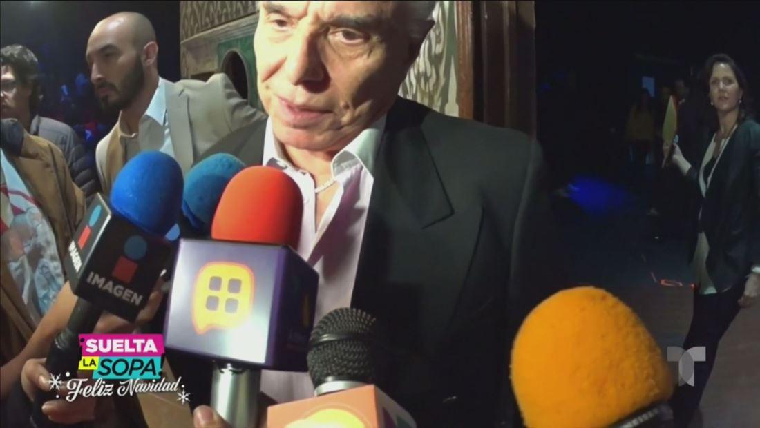 Enrique Guzmán y Sylvia Pasquel envían mensaje inesperado a Frida Sofía
