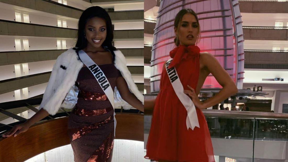 Gabriela Tafur, Miss Colombia, demuestra que Miss Angola y Croacia pueden hablar español
