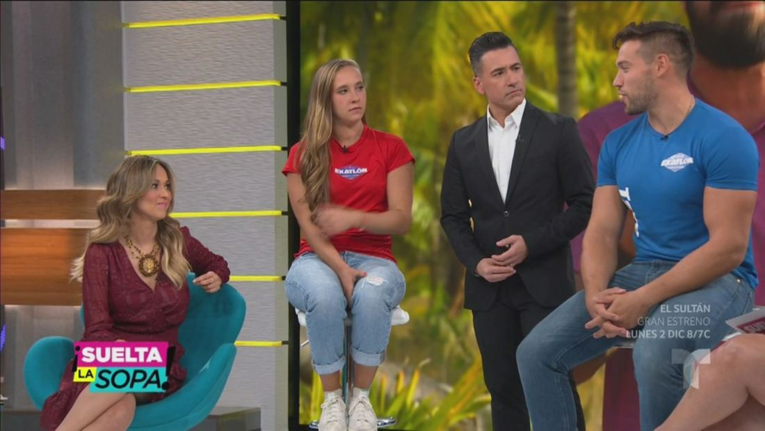 Eliminan a Nicole Regnier y Tavo González de Exatlón EE.UU (VIDEO)