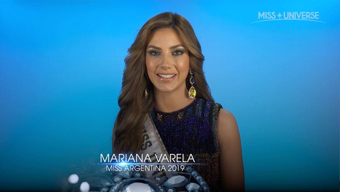 Entrevista a Mariana Varela, Miss Argentina 2019: cómo superar el dolor y más