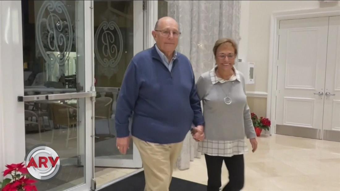Anciano asegura que famoso reloj inteligente le salvó la vida