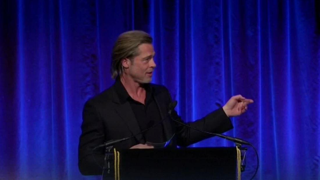 Brad Pitt le agradece a Bradley Cooper su ayuda para vencer el alcoholismo