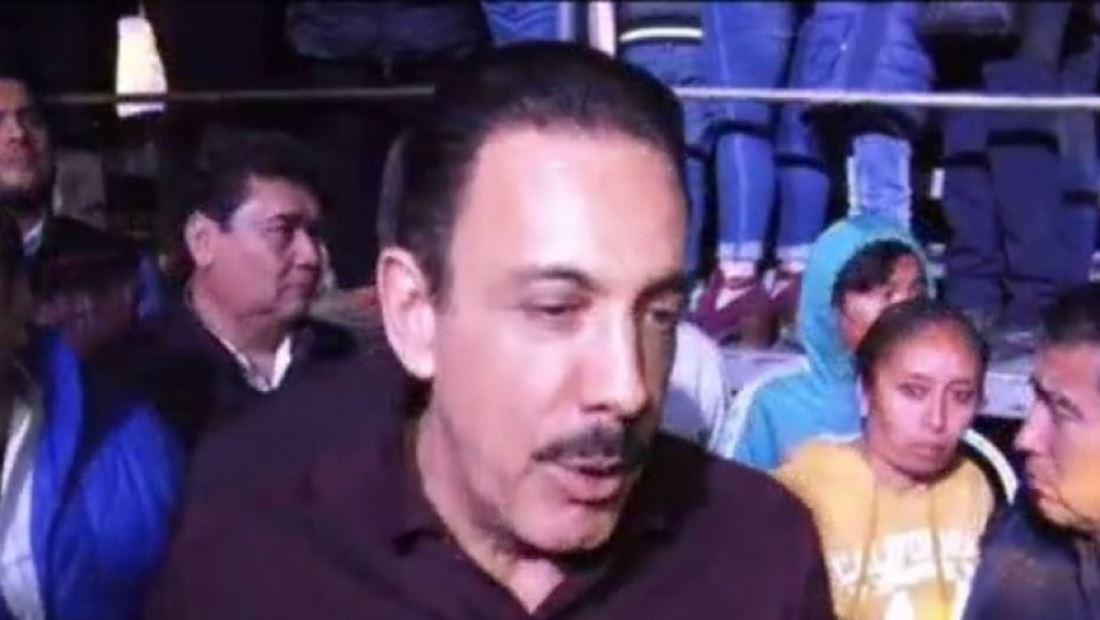 Omar Fayad aclara rumores de distanciamiento con Victoria Ruffo