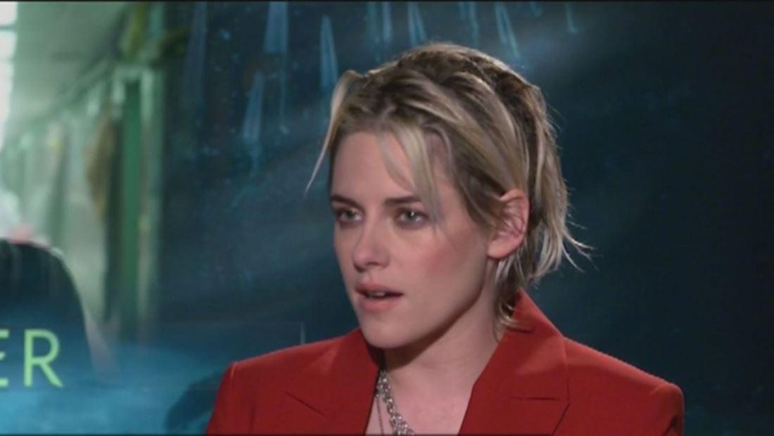 Kristen Stewart explica cómo sobrevivió filmar la película 'Underwater'