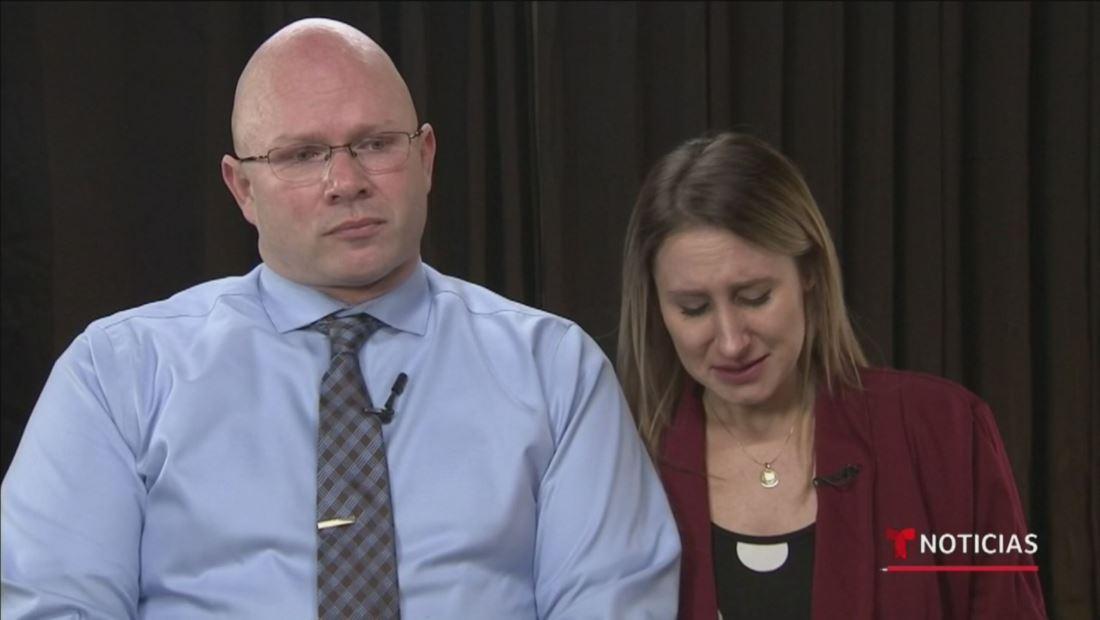 Reaccionan padres de niña que cayó de crucero en Puerto Rico por demanda a Royal Caribbean