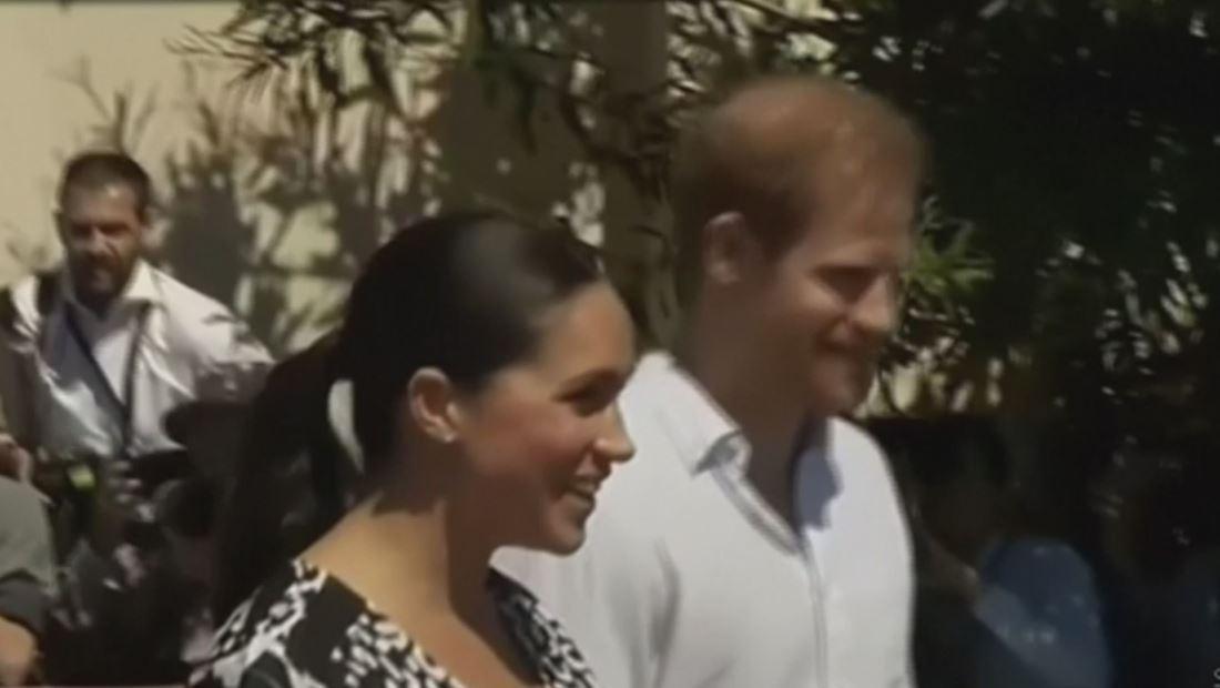 Meghan Markle y el príncipe Harry ya tienen plan de contingencia