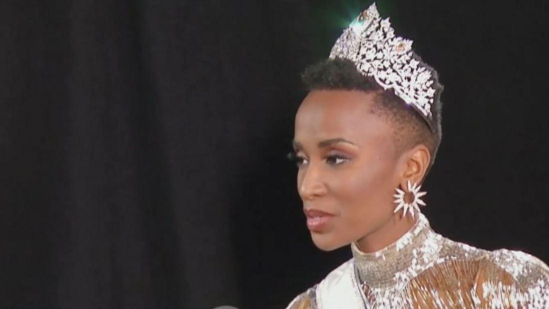 Sudáfrica arrebata la corona Miss Universo a Puerto Rico y México