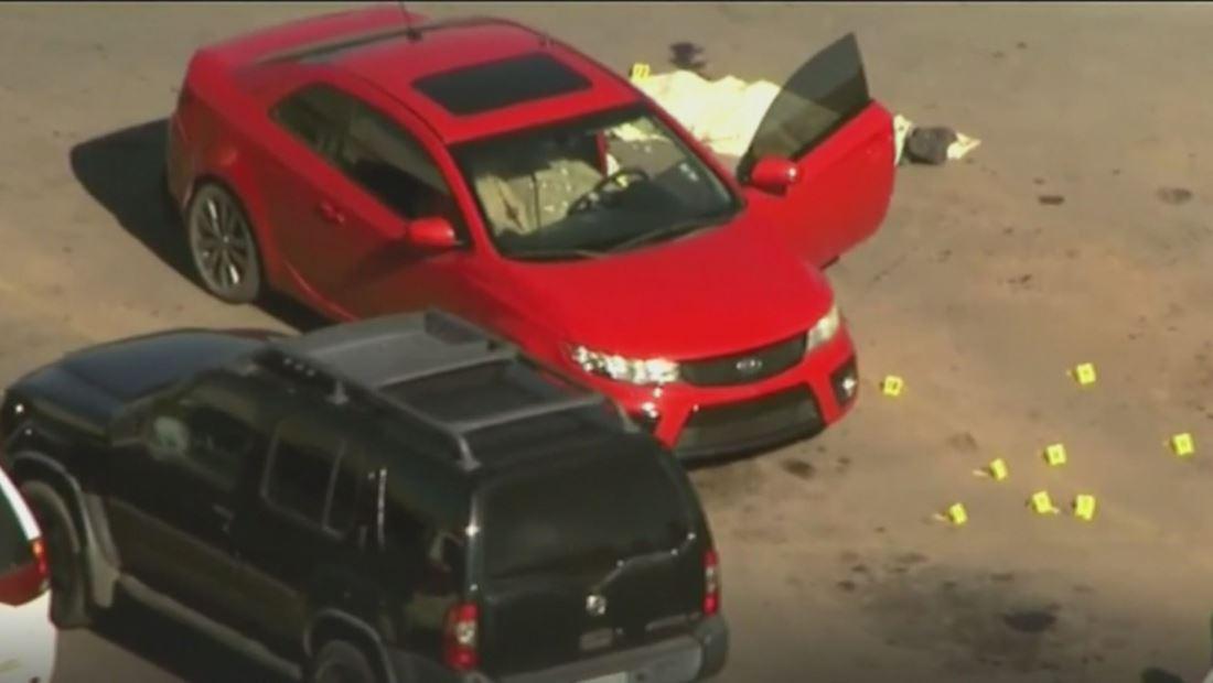 Mueren tres personas en un tiroteo en el estacionamiento de una tienda Walmart en Oklahoma