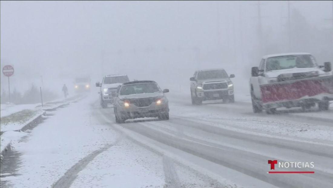 Ola de frío se extiende a 48 estados de EE.UU afectando a cientos de latinos