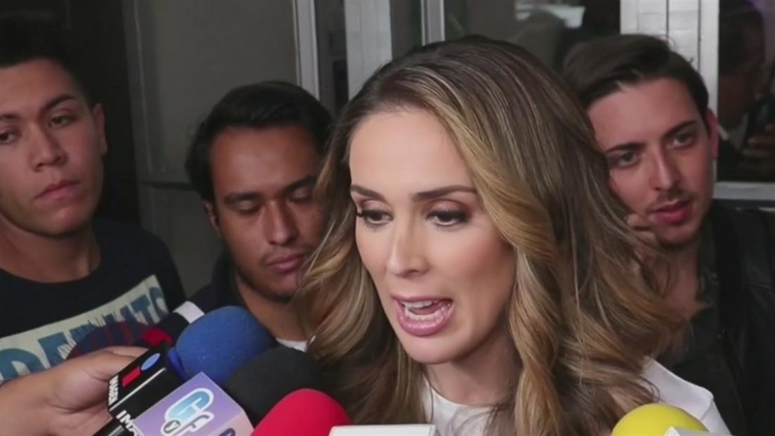 Jacky Bracamontes rompe el silencio sobre riesgos de su operación (VIDEO)