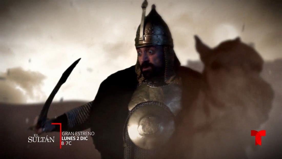El Sultán: llega a Telemundo la superproducción turca