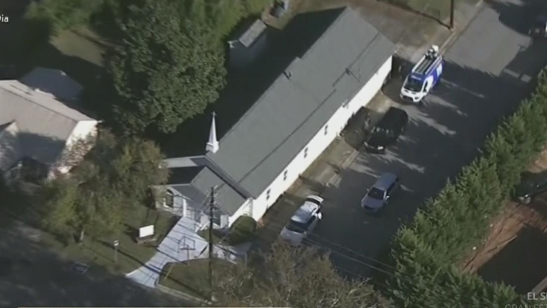 Arrestan adolescente por planear ataque contra una iglesia afroamericana