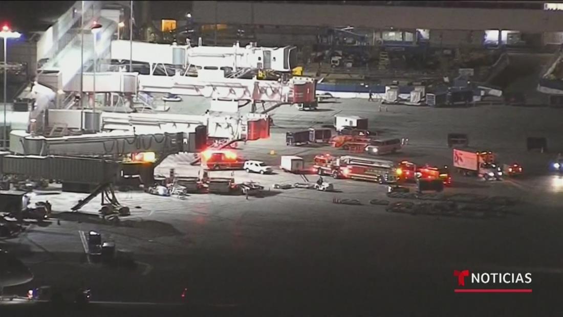 Muere niña de 10 años en pleno vuelo que regresó al Aeropuerto Internacional de Los Ángeles tras la emergencia