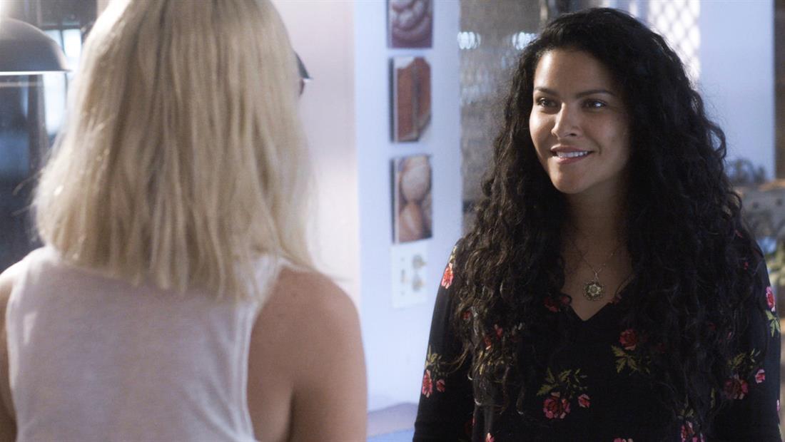 Eliza confirma sus sospechas