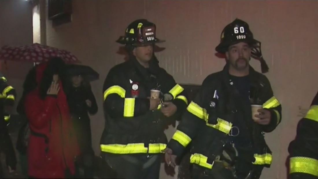 Pánico y confusión en el Bronx por terrible incendio