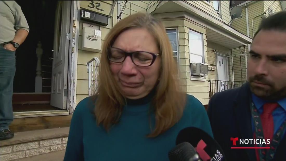 """""""Era un buen hombre"""": esposa de víctima de tiroteo en Jersey City cuenta desgarrador testimonio"""