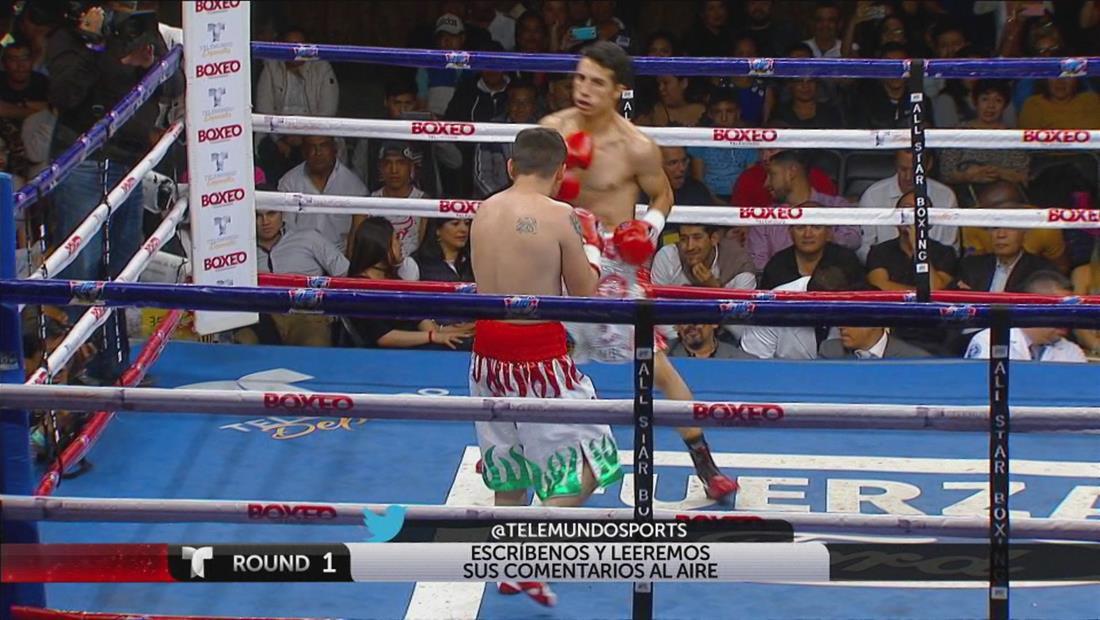 Juárez vs Andrade