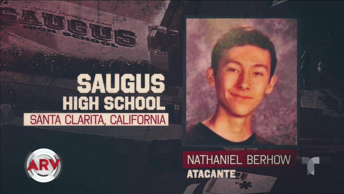 ¿Quién es el pistolero del tiroteo en escuela Saugus en California?