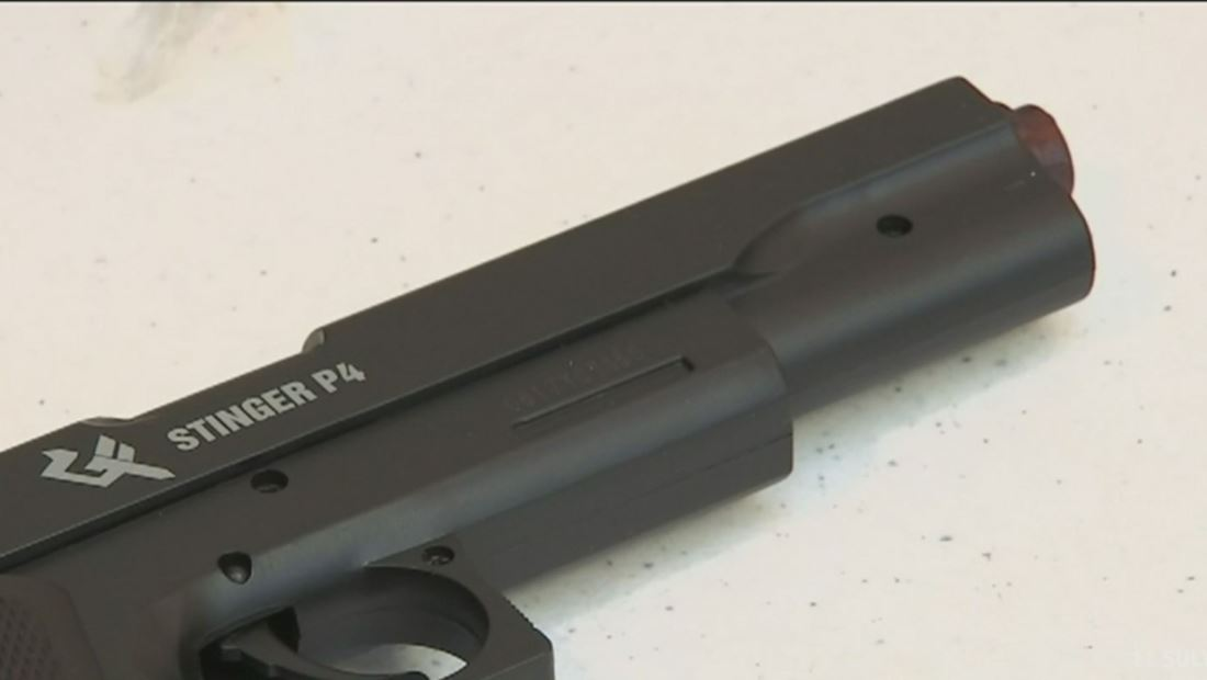 Las Vegas prohíbe armas falsas pero permite armas reales