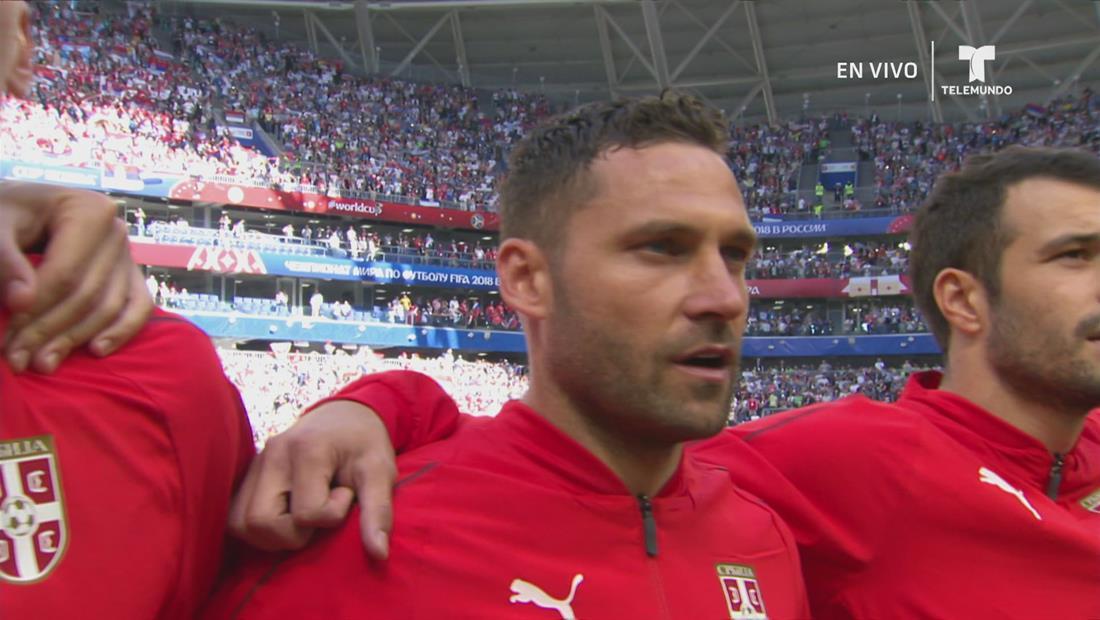 Grupo E:Costa Rica v Serbia
