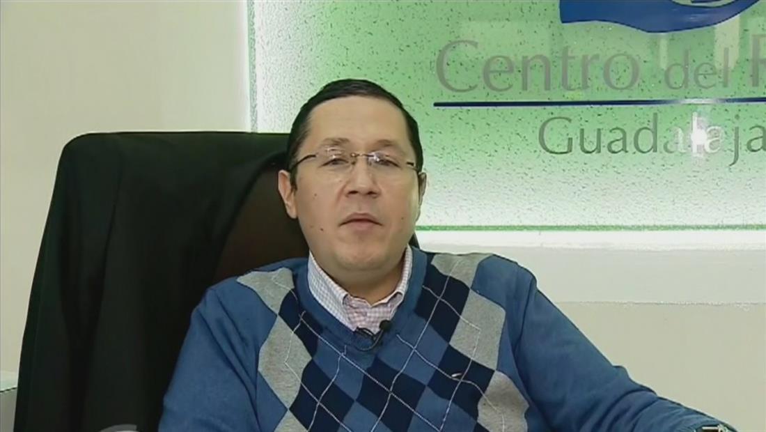 Julio Preciado tuvo complicaciones durante el trasplante de riñón