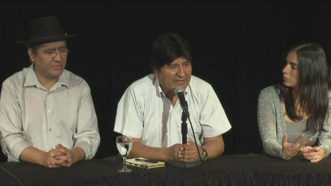 Bolivia ordena la captura de Evo Morales por cargos de sedición y terrorismo