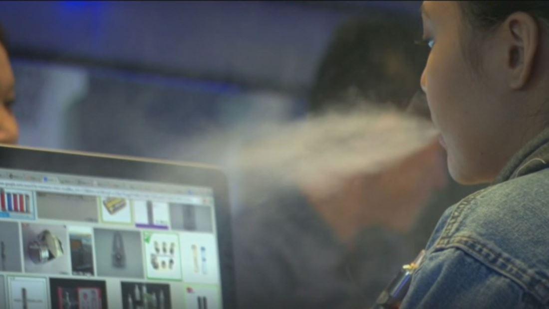 Estudio revela alarmante cifra del uso de cigarrillos electrónicos con marihuana
