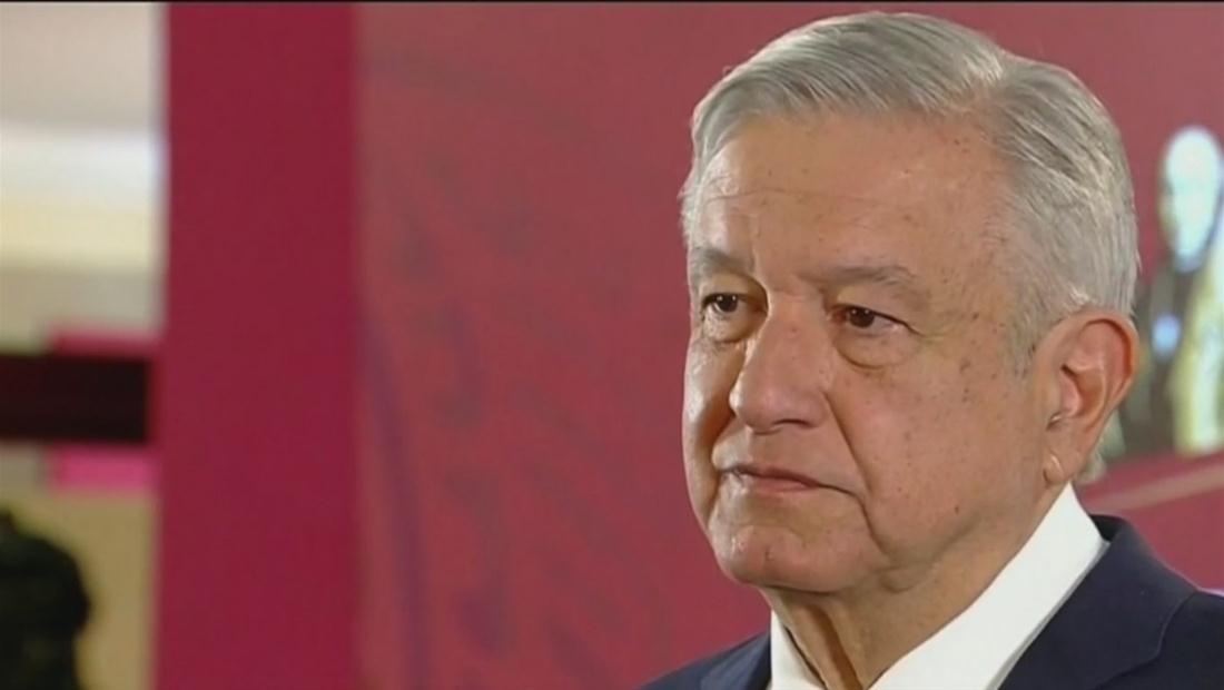 """""""No vamos a permitir personas armadas en nuestro territorio"""": AMLO vuelve a rechazar cualquier intervención de EE. UU."""