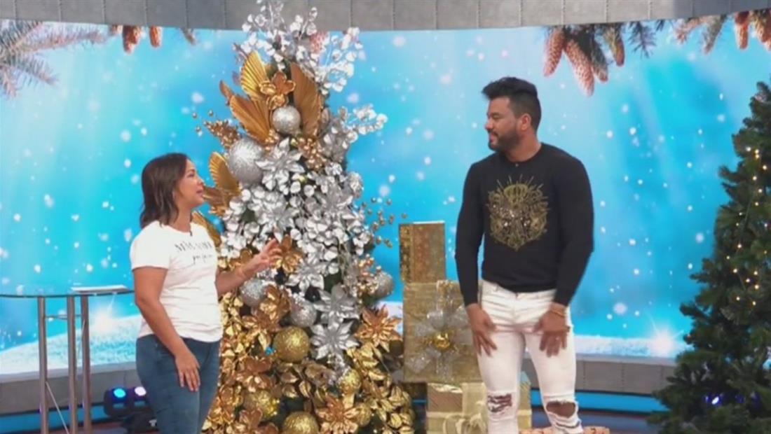 Cómo adornar un bello árbol de Navidad sin romper presupuesto