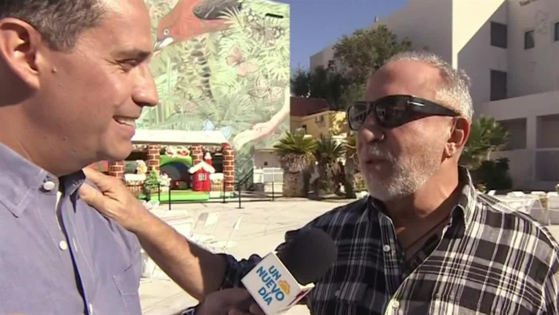 Emilio Stefan servirá cenas de Acción de Gracias a familias necesitadas