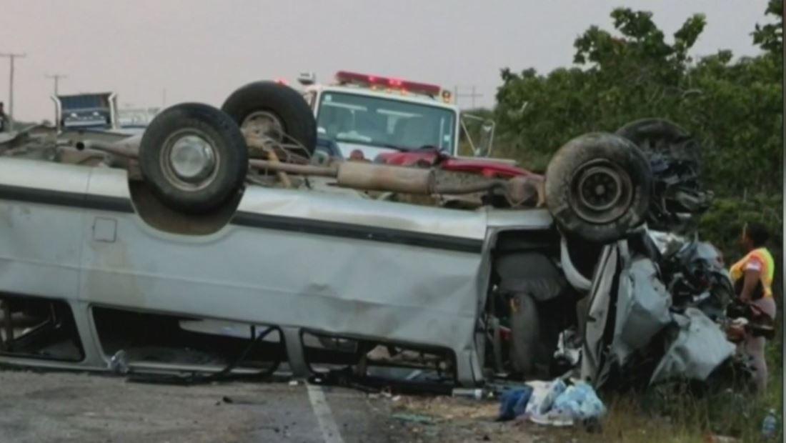 Dos hispanos de Texas mueren en un accidente en Belice