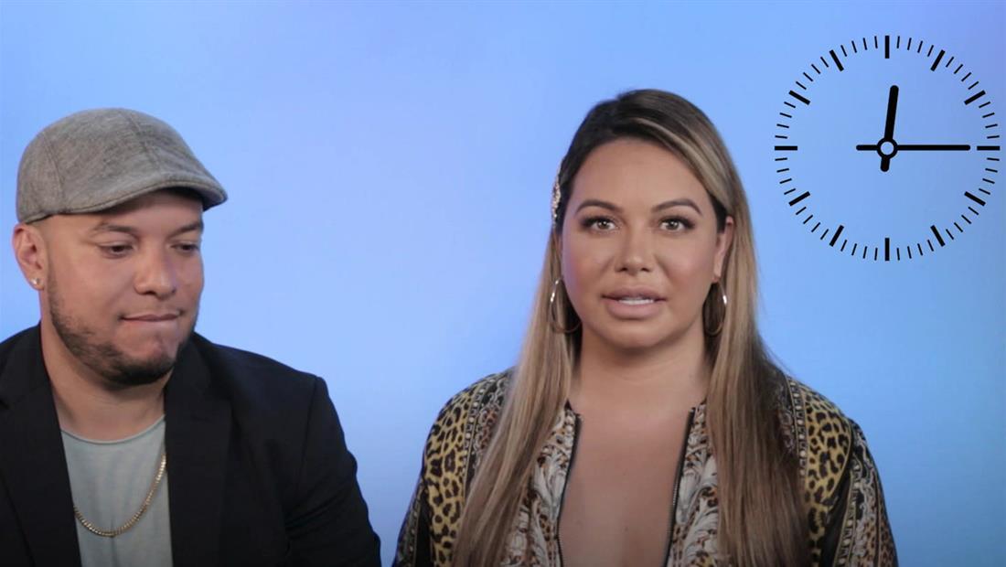 Latin AMAs: Chiquis y Lorenzo