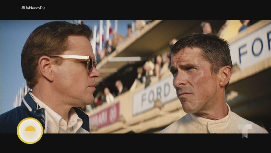 """Christian Bale y Matt Damon revelan qué piensan sus hijos de """"Ford vs Ferrari"""""""