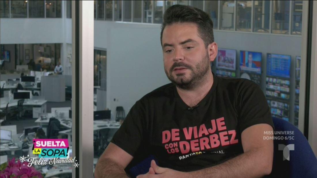 ¿Eugenio Derbez ya tiene su testamento listo? (VIDEO)
