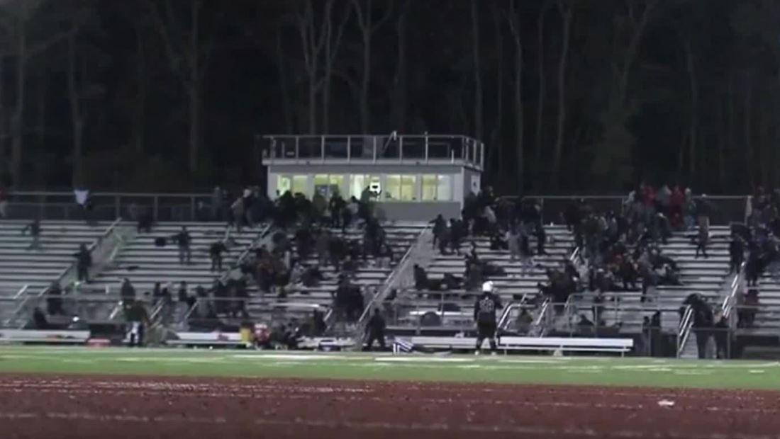 Caos y pánico: Tiroteo en partido de fútbol americano en Nueva Jersey deja tres heridos