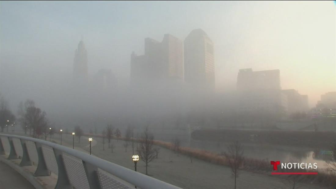Suspendidos por neblina vuelos en los dos aeropuertos internacionales de Chicago