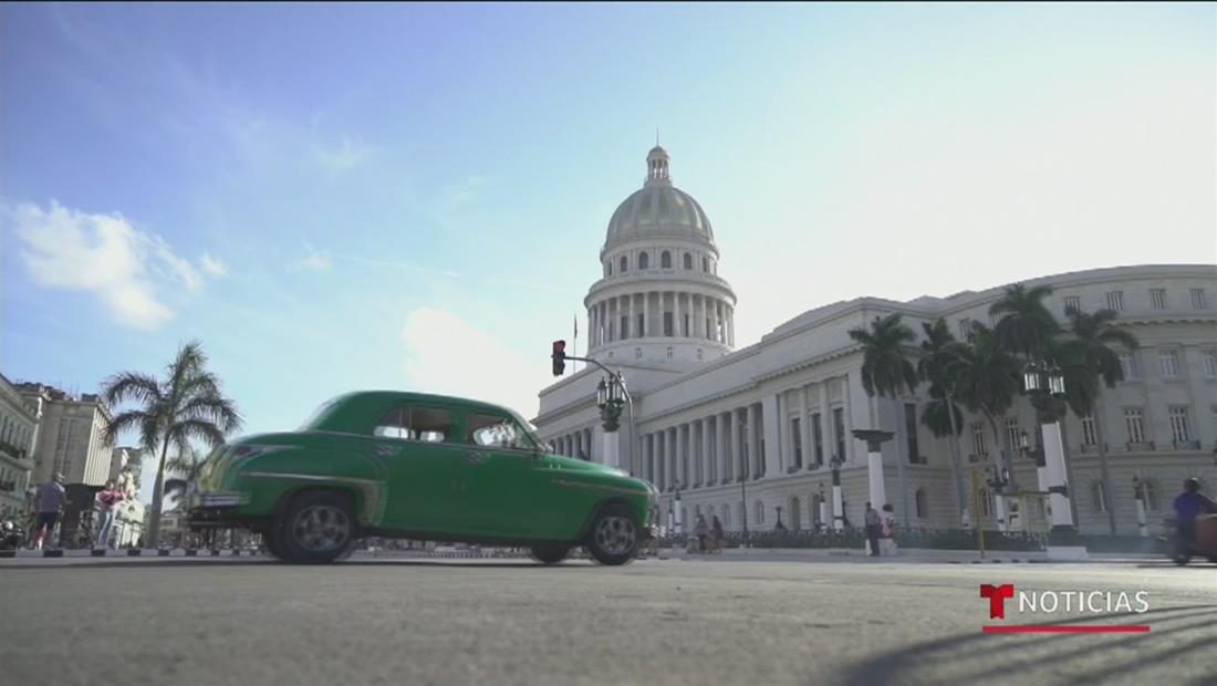 Cuba se asoma a la era del internet
