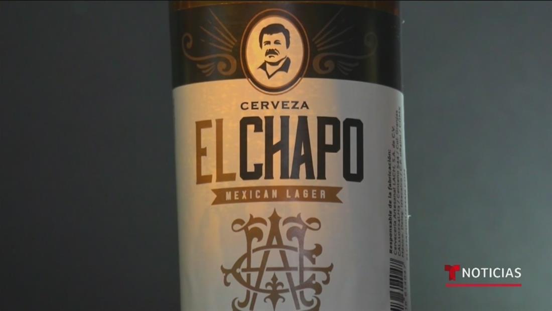 Crean cerveza de El 'Chapo' Guzmán y causa polémica en México