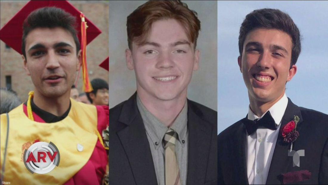Mueren tres universitarios hispanos vinculados a fraternidades en una semana