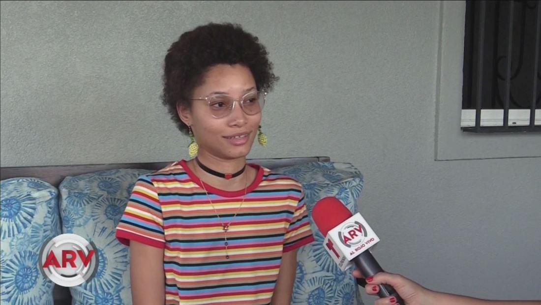 La modelo Lineisy Montero llega a República Dominicana para celebrar la navidad