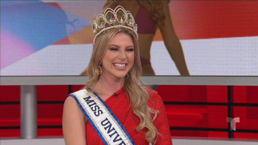 Miss Puerto Rico quiere poner a su isla en alto en Miss Universo 2019