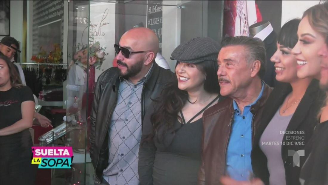 La familia Rivera disfruta de un Acción de Gracias muy feliz (VIDEO)
