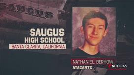 ¿Quién es el sospechoso del tiroteo en escuela secundaria Saugus?