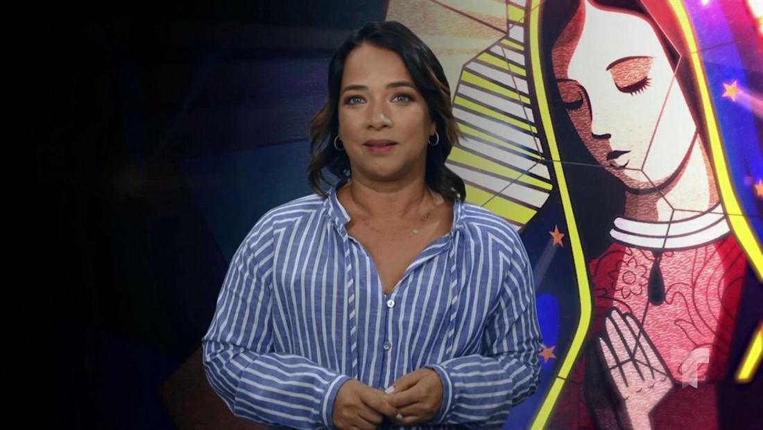 Así tocó la Virgen de Guadalupe el corazón del talento de Telemundo