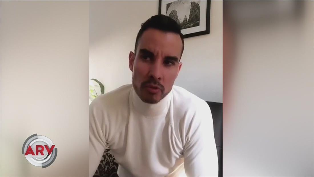 Famosos ARV: Alejandro Sandí rompe el silencio luego de sufrir secuestro en México